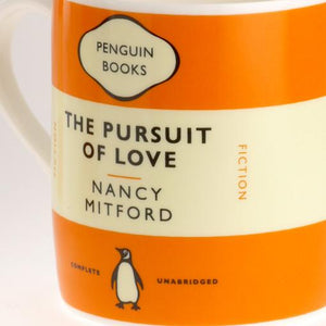 Nancy Mitford - The Pursuit of Love Penguin Mug