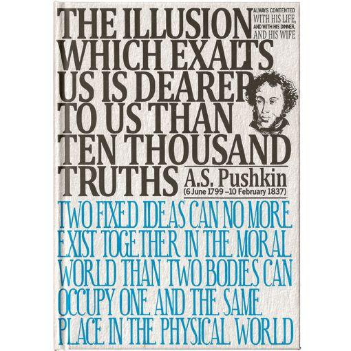 Pushkin Notebook