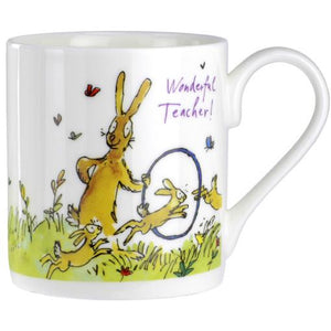 Quentin Blake 'Wonderful Teacher' Mug
