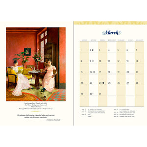The Reading Woman 2020 Engagement Calendar