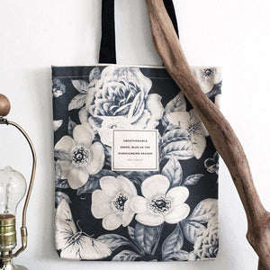 Percy Shelley Tote Bag