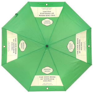 The Case Book Of Sherlock Holmes Umbrella