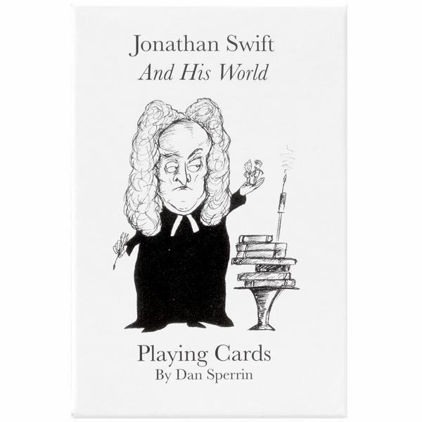 Jonathan Swift and His World Cards