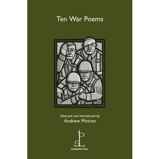 Poetry Instead of a Card - Ten War Poems