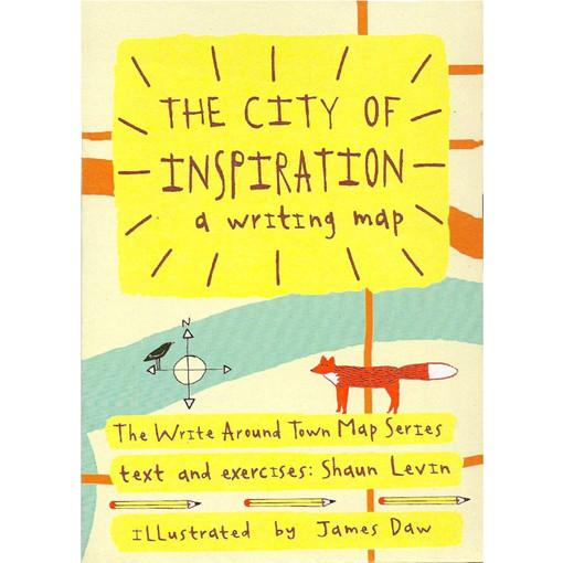 The City of Inspiration - A Writing Map