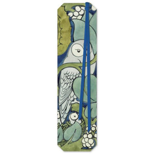 The Owl V&A Bookmark