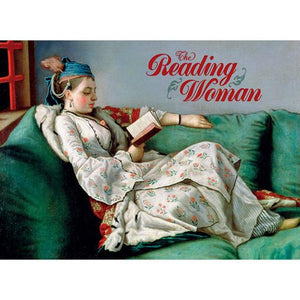 The Reading Woman Notecards