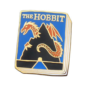 The Hobbit Enamel Pin