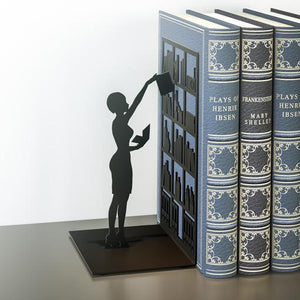 The Library Bookend