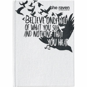 Edgar Allan Poe Notebook