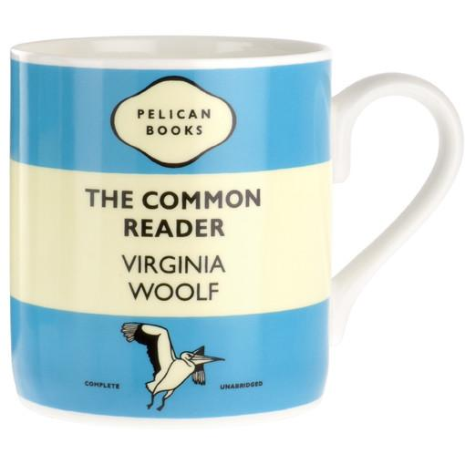 Virginia Woolf - The Common Reader Penguin Mug