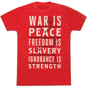 War Is Peace Unisex T-Shirt