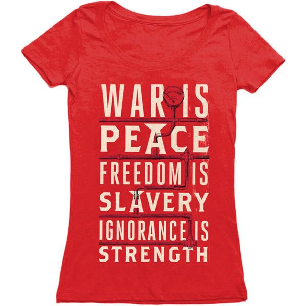 War Is Peace Women's T-Shirt