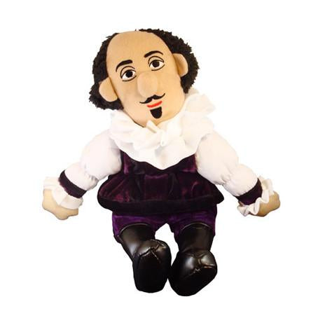 William Shakespeare Soft Toy