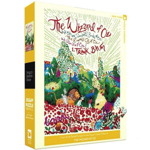 Wizard Of Oz Jigsaw Puzzle