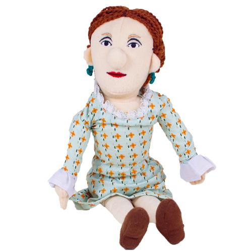 Virginia Woolf Soft Toy