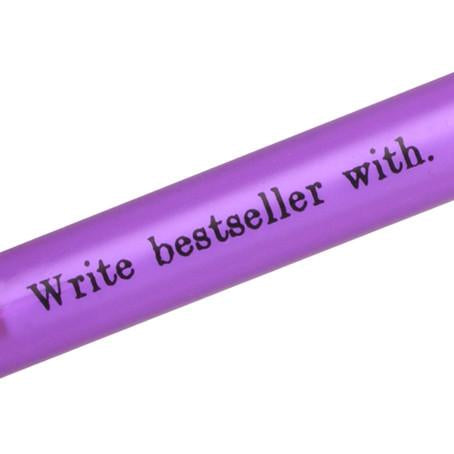 Write Bestseller With Pen