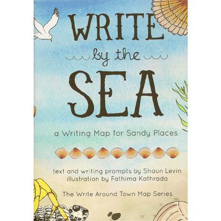 Write by the Sea - A Writing Map for Sandy Places