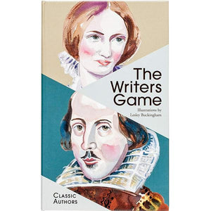 The Writers Game: Classic Authors