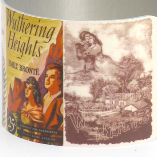 Wuthering Heights Editions Cuff