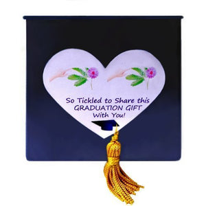 "Say -So Tickled to Share this Graduation Gift With You"" - TickleMe Plant Company, Inc"