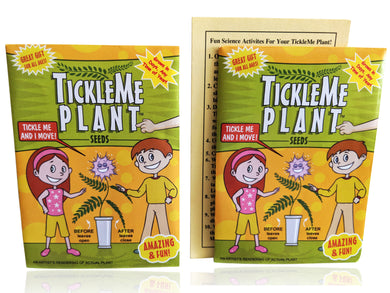 TickleMe Plant Seed Packets (2)