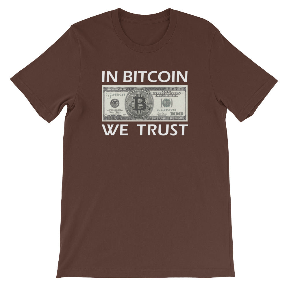 In Bitcoin We Trust