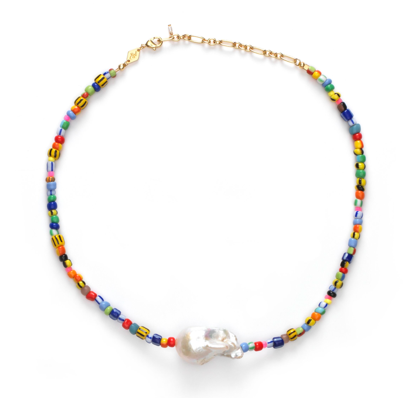 Anni Lu - DREAM SEA - Alaia Baroque Pearl necklace