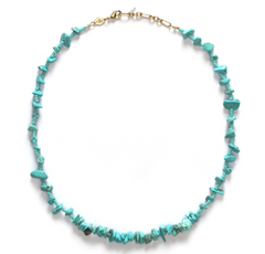 Anni Lu - DREAM SEA - Reef Necklace - Biscay Bay