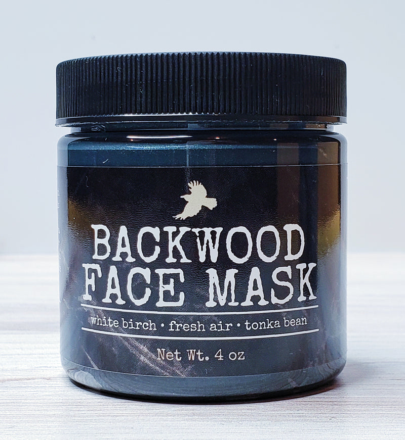 Backwood Face Mask
