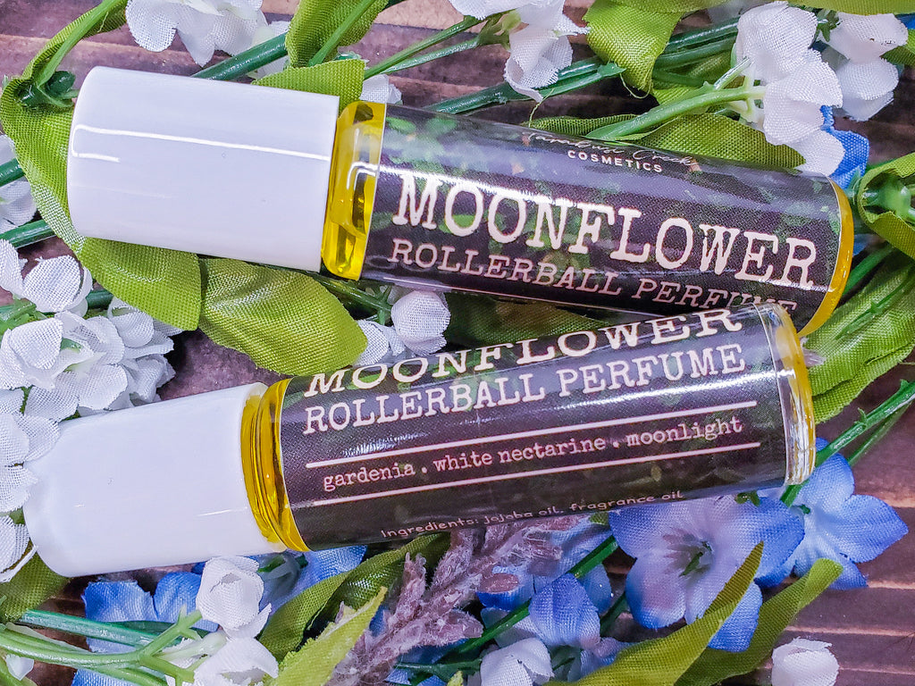 Moonflower Rollerball Perfume