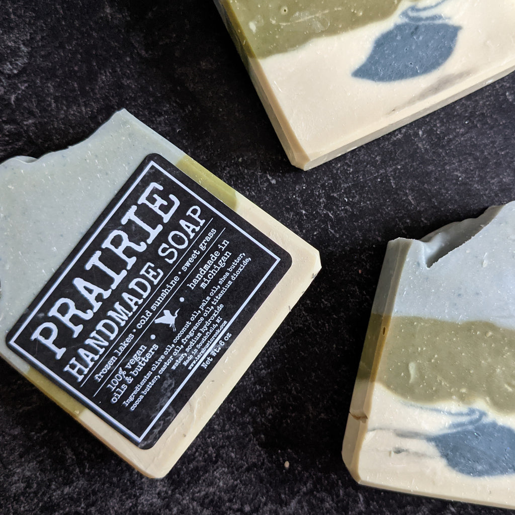 Prairie Soap Bar