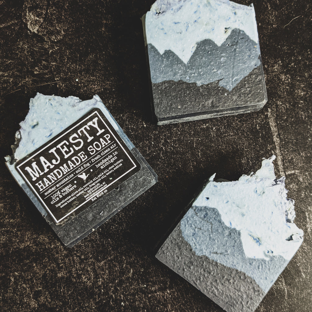 Majesty Soap Bar
