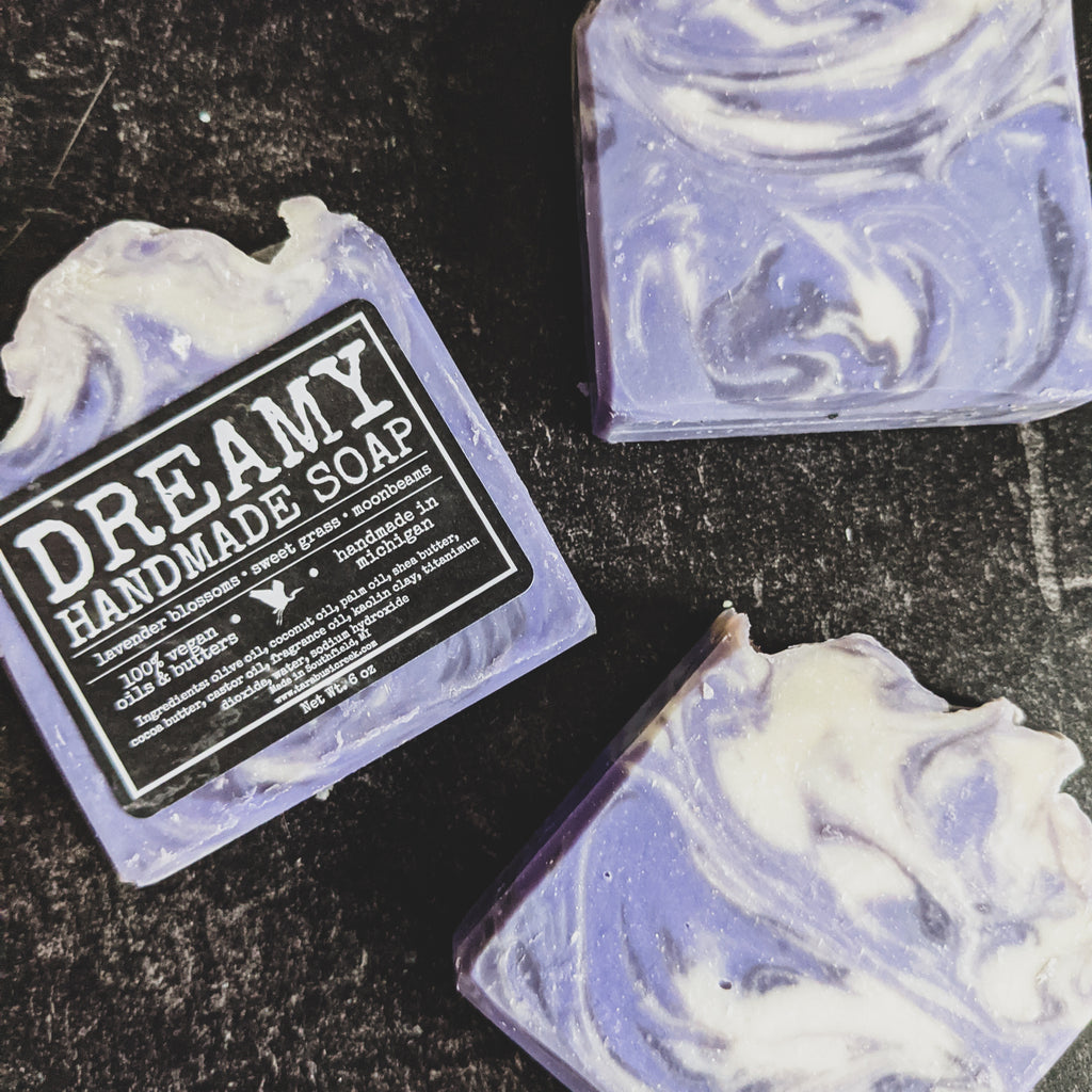 Dreamy (Lavender) Soap Bar