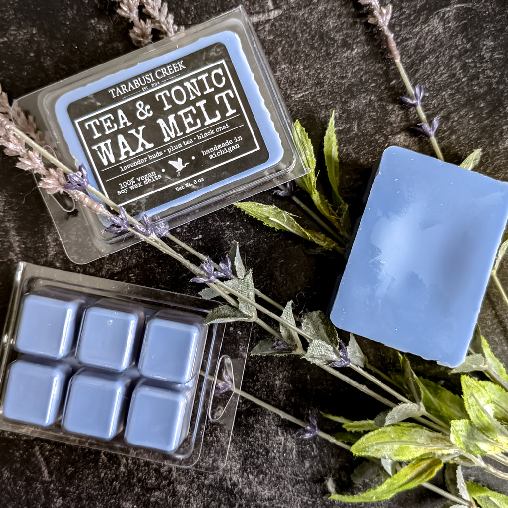 Tea & Tonic Wax Melt