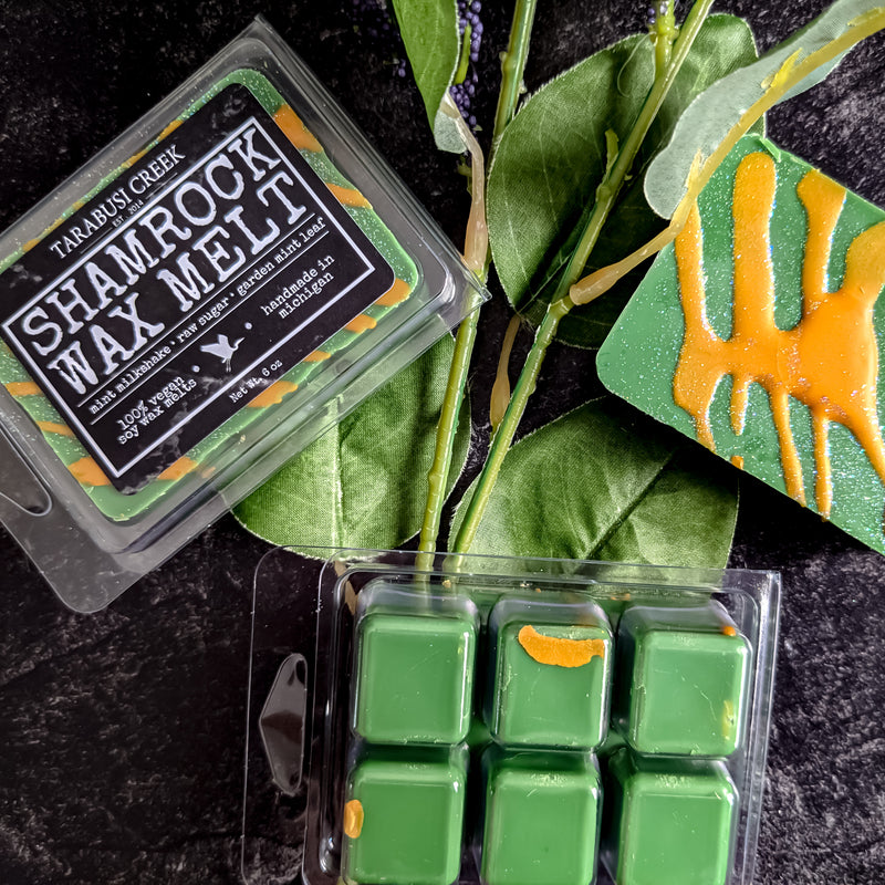 Shamrock Wax Melt