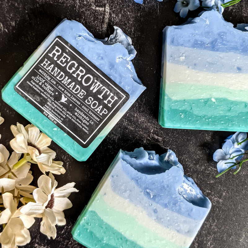 Regrowth Soap Bar