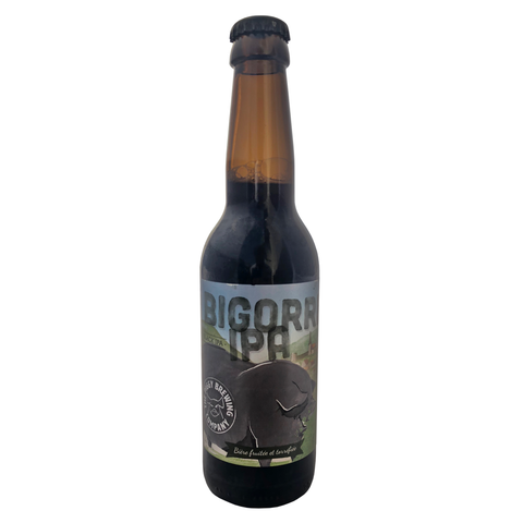 Bigorre IPA - The Piggy Brewing Company - Châtel-Saint-Germain