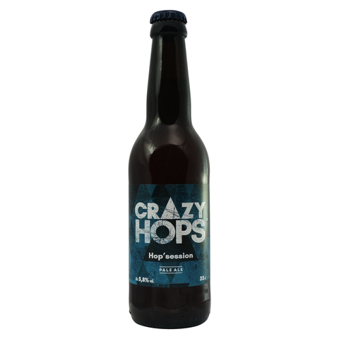 Hop' Session - Crazy Hops - Vaux-Sur-Lunain