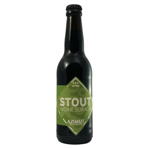 Stout Avoine Sorachi - Azimut - Bordeaux
