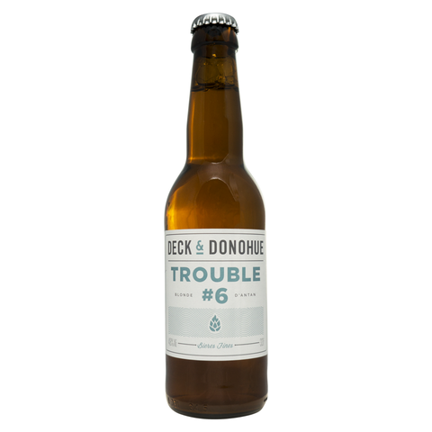 Trouble 6 - Deck & Donohue - Montreuil