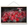 Georgia Bulldogs - Dawg Pound - College Wall Art #Hanging Canvas