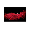 Georgia Bulldogs - Sanford Red Lights - College Wall Art #Poster
