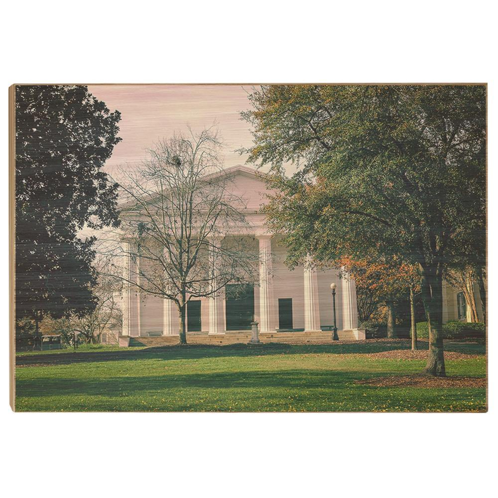 Georgia Bulldogs - The Chapel - College Wall Art #Canvas