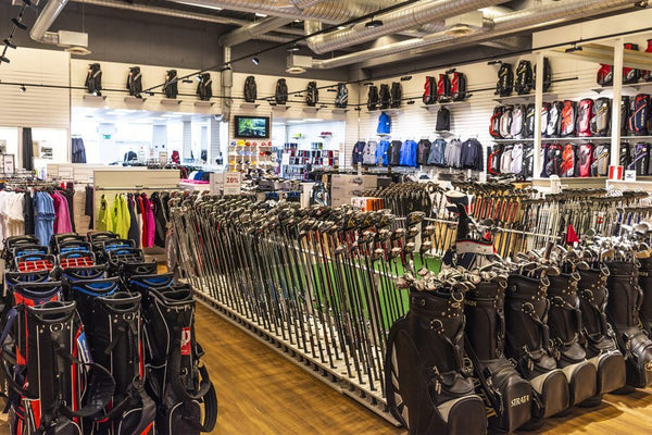 Votre magasin de golf : GolfCenter