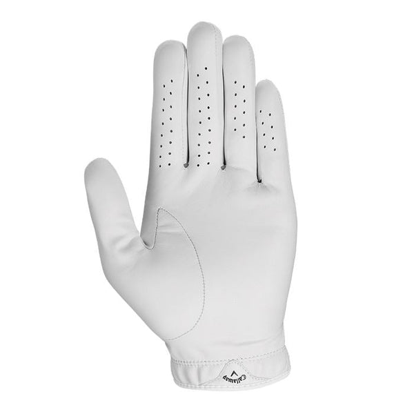 callaway gant TOUR AUTHENTIC (Pack de 3 gants) Gants de golf Callaway Golf