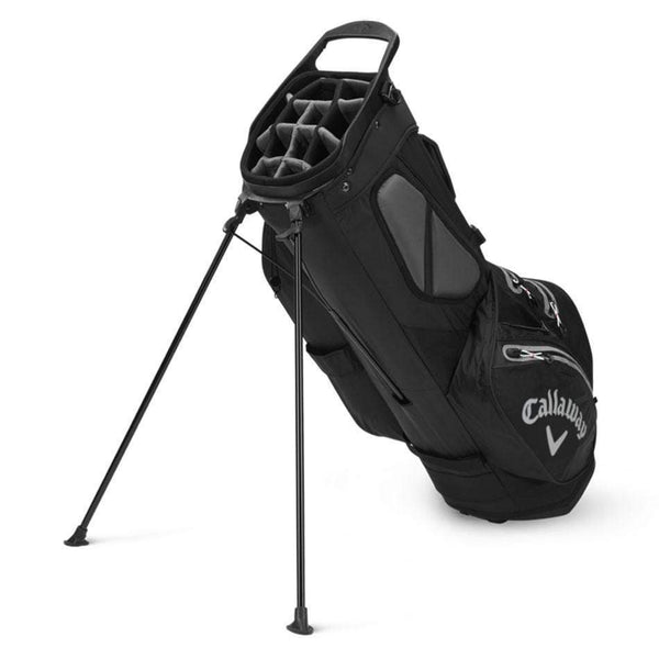 Callaway Golf Sac imperméable Hyper dry 14 black charcoal red Sacs trépied Callaway Golf