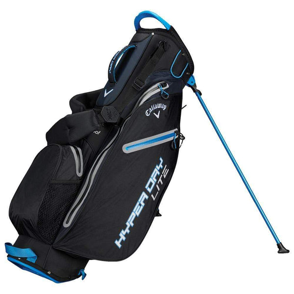 Callaway Golf sac trepied hyperdry lite Black Royal Silver Sacs trépied Callaway Golf