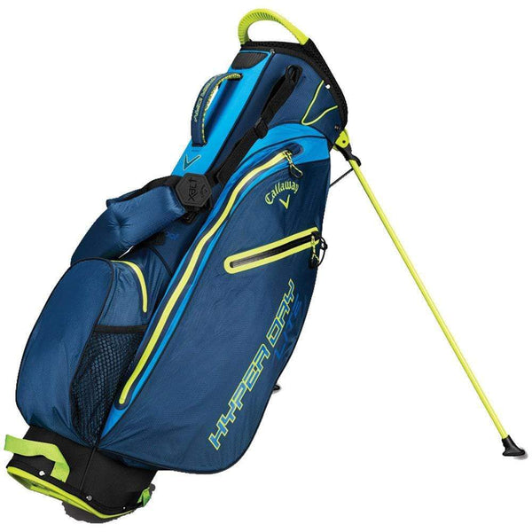 Callaway Golf sac trepied hyperdry lite NAVY Royal Yellow Sacs trépied Callaway Golf