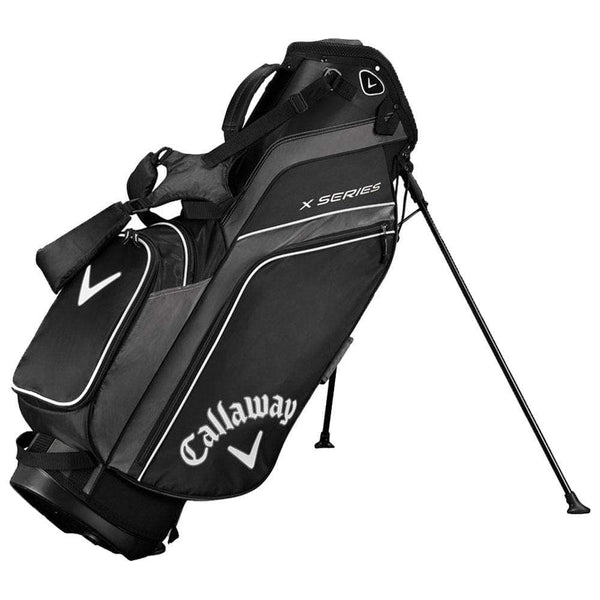 Callaway Golf sac trepied X-Series Black Titanium White Sacs trépied Callaway Golf